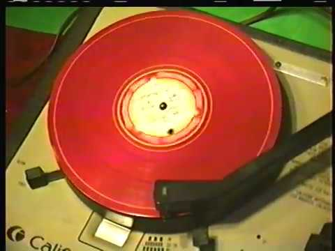1947 instantaneous home recording on lacquer disk