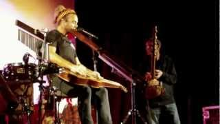 Xavier Rudd - Let Me Be - Live, Dubbo RSL 05/09/2012. Spirit Bird Tour MP4