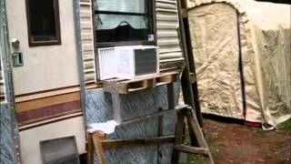Off Grid Solar Air Conditioning