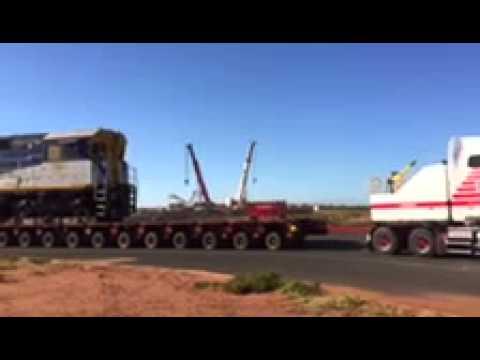 Mammoet Port Hedland
