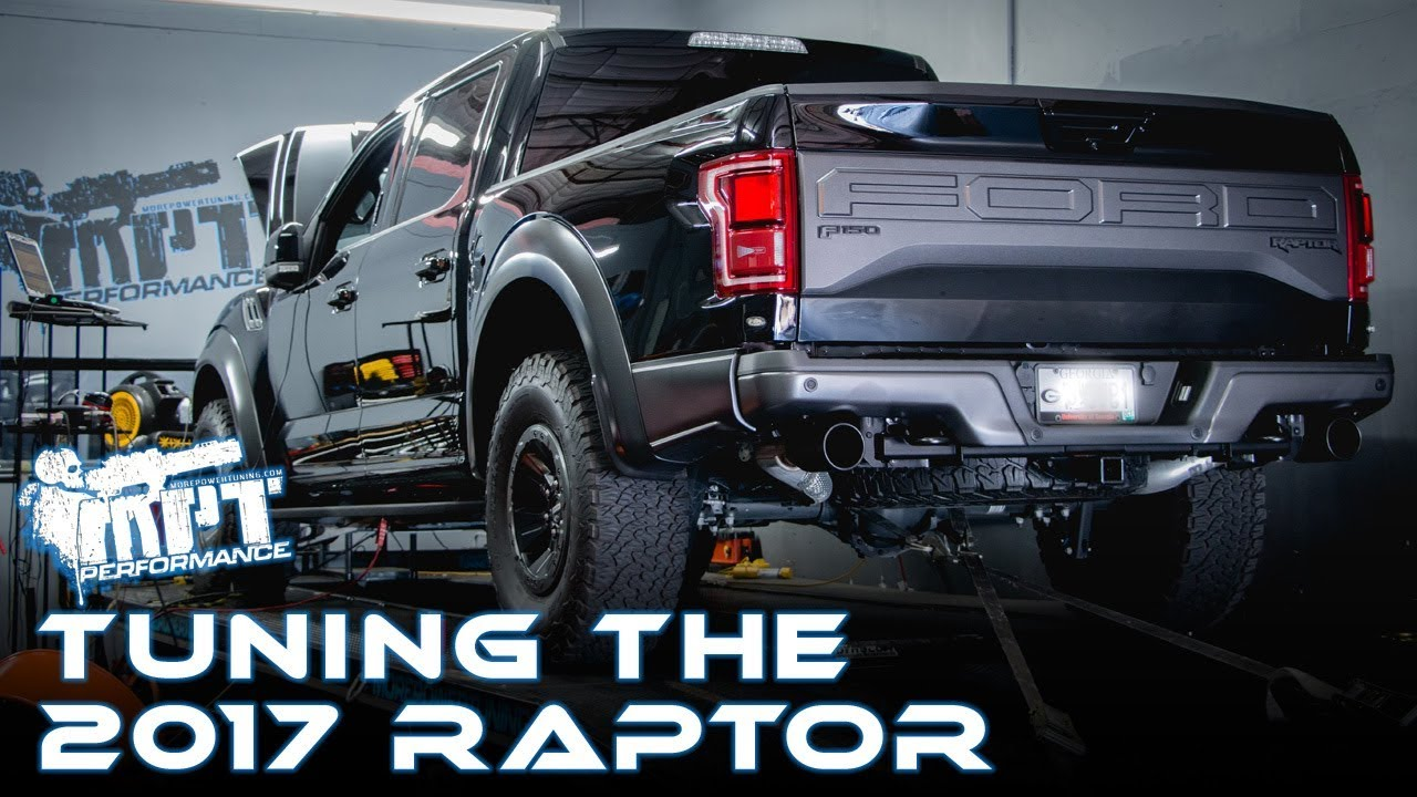 Tuning The 2017 F 150 Raptor