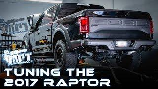 Tuning The 2017 F-150 Raptor