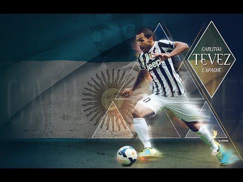 "Carlos Tevez - ""Fuerte Apache"" All Goals - Juventus | 2013/14 HD"