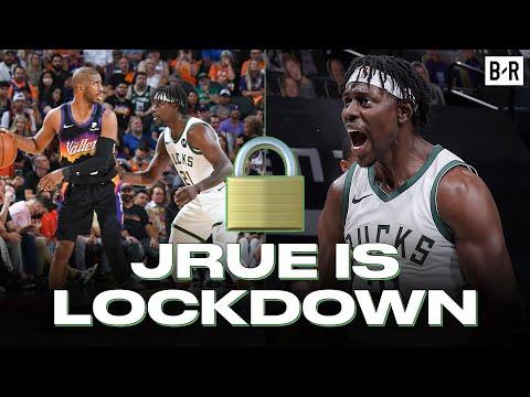Jrue Holiday's Best Defensive Plays In The 2020-21 Postseason