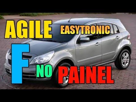 AGILE EASYTRONIC F NO PAINEL
