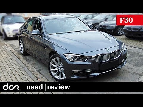 Buying a used BMW 3 series F30 - 2011-, Buying advice with Common Issues