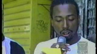 Ol Dirty Bastard Interview In Brooklyn With No Shoes