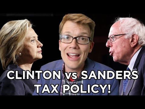 Clinton vs. Sanders: POLICY IS EXCITING! Mp3