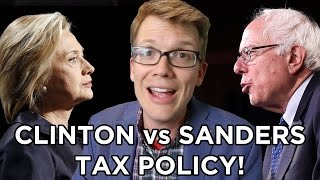Clinton vs. Sanders: POLICY IS EXCITING!