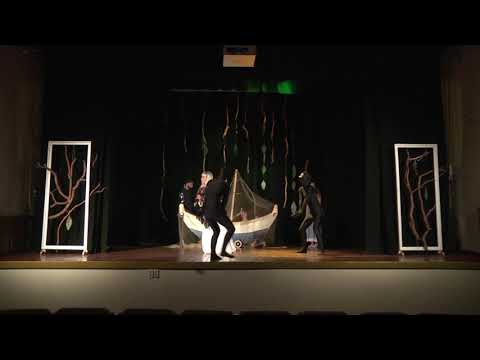 """Teatro diena - mėgėjų teatras """"Žibintas"""""""