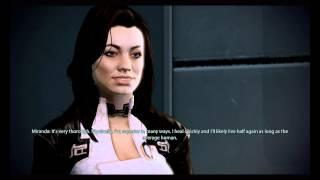 Mass Effect 2   Meet Miranda suite