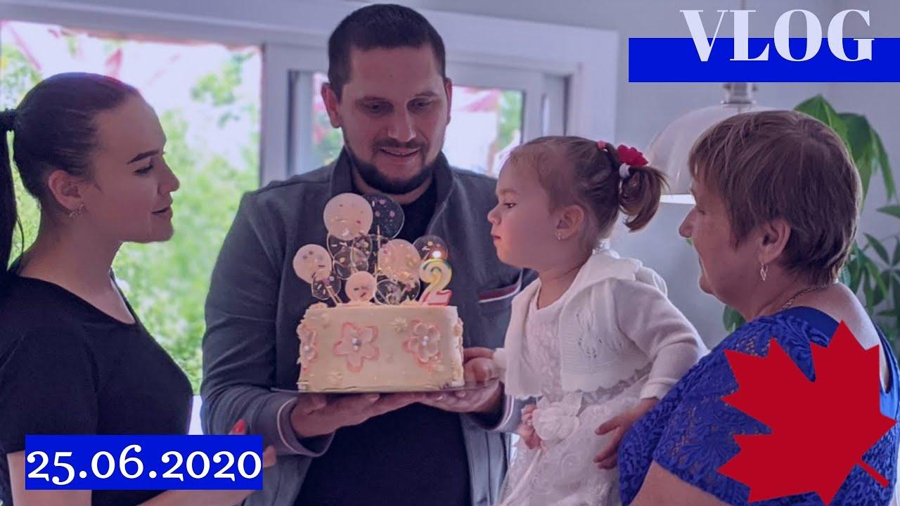 VLOG(25.06.20):Никин День Рождения, о зарплате мастеров