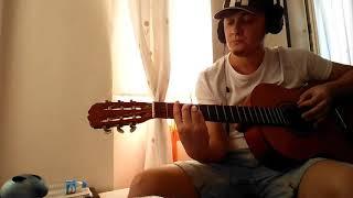 Deeperise- Raf (ft. Jabbar)  Gitar cover Video