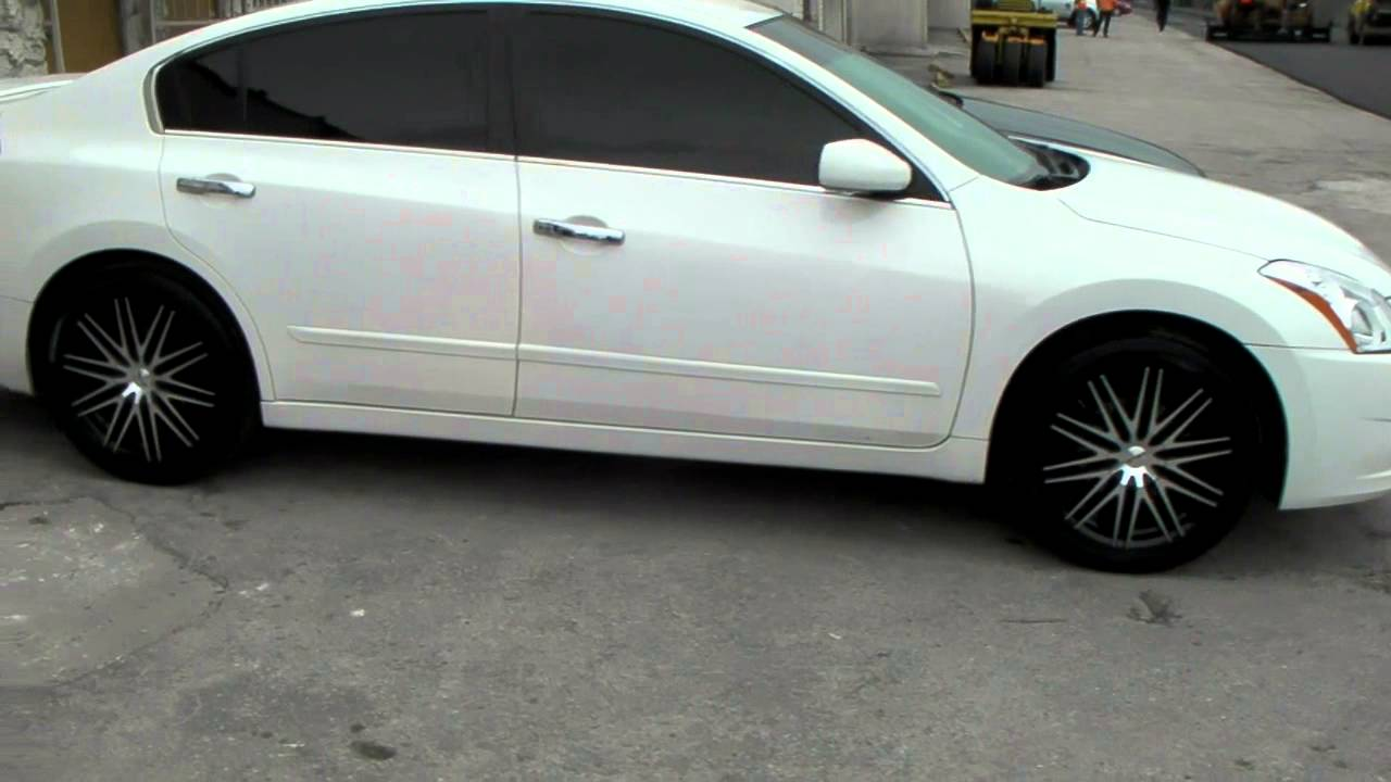 Dubsandtires 18 inch helo he880 machine black wheels 2012 dubsandtires 18 inch helo he880 machine black wheels 2012 nissan altima rims miami hollywood youtube vanachro Choice Image