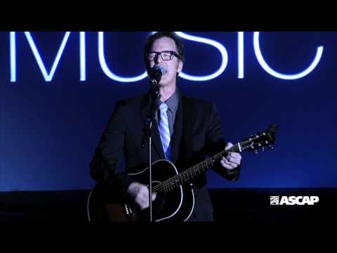 Dan Wilson performs