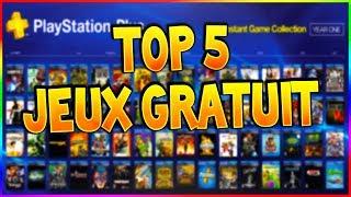 TOP 5 DES JEUX GRATUITS SUR PS4