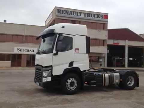 NEW RENAULT TRUCKS T 460 EXTERIOR & INTERIOR