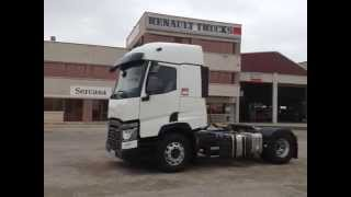 NEW RENAULT TRUCKS T 460 EXTERIOR & INTERIOR