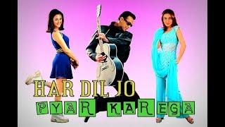 Har Dil Jo Pyar Karega Medley | Salman Khan, Rani Mukerji & Preity Zinta