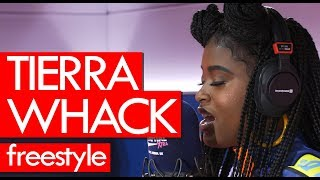 Tierra Whack HOT freestyle! Westwood