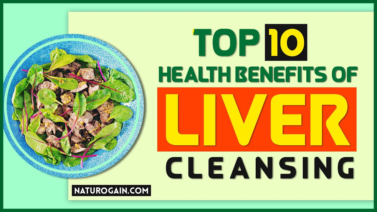How to Cleanse Your Liver Naturally with Detox Diet?