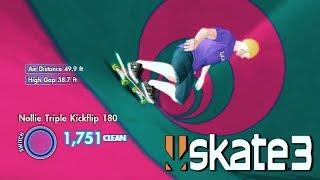 Skate 3 - Tubo Psicodélico Insano: Mapas da Comunidade