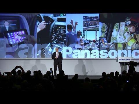 #PanasonicCES 2016 Press Conference
