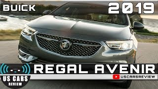 2019 BUICK REGAL AVENIR Review