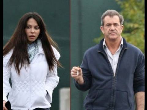 Mel Gibson Punched Girlfriend On Tape?