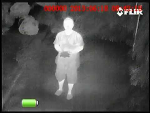 Thermal Imaging Camera with Quadcopter