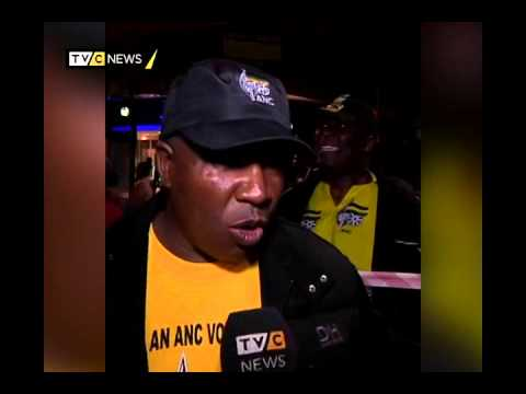 Election: South Africans celebrate ANC Victory