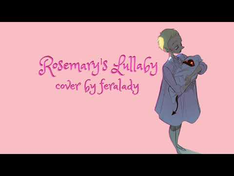 Rosemary's Lullaby (With Lyrics) [ ROSEMARY'S BABY ] - Vocal Cover by Feralady mp3