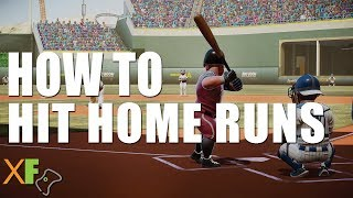 How to hit Home Runs in Super Mega Baseball 2