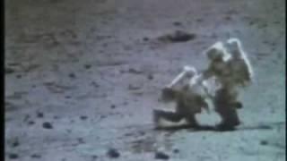 Moon landing was a  BIG LIE.
