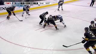 Patrik Laine Onetimer Goal vs Vegas Golden Knights