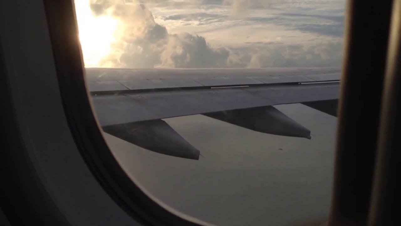 [Flight Report] 香港航空 HX282 B-LNC HKG Takeoff & TPE Landing - YouTube