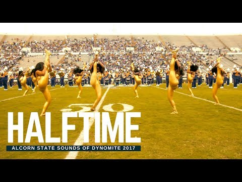 Alcorn Halftime Show - Capital City Classic 2017 in 4K