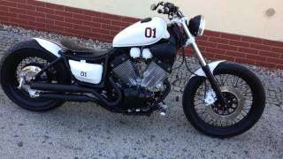 Repeat youtube video Yamaha Virago 535 Custom Bobber Chopper