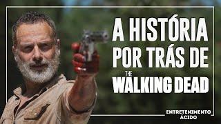 A HISTÓRIA DE THE WALKING DEAD E OS PROBLEMAS DA SÉRIE
