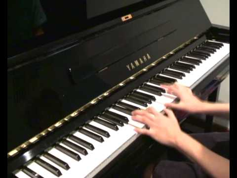 Coldplay - God Put  A Smile Upon Your Face (piano cover)