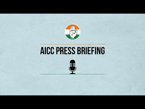 LIVE: AICC Press briefing by P. Chidambaram, Rajeev Gowda and Salman Soz at Congress HQ