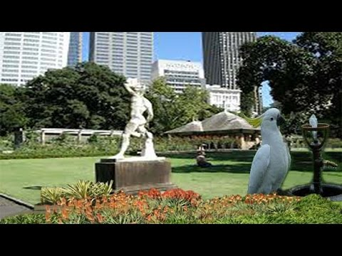 Royal Botanic Gardens Sydney | Top Tourist Attractions in Sydney | Tourism in Australia