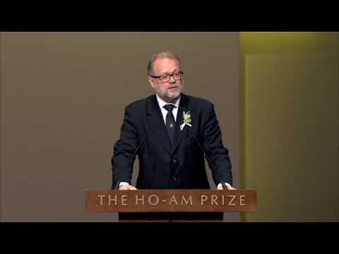 2017 Ho-Am Prize Congratuatory Address