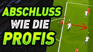SO ERZIELST DU TORE WIE EIN ESPORTLER | Fifa 20 Tore schießen, Abschluss Tipps und Tricks