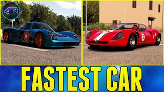 Forza Horizon 2 : FASTEST CAR IN THE GAME!!! (Forza Science)