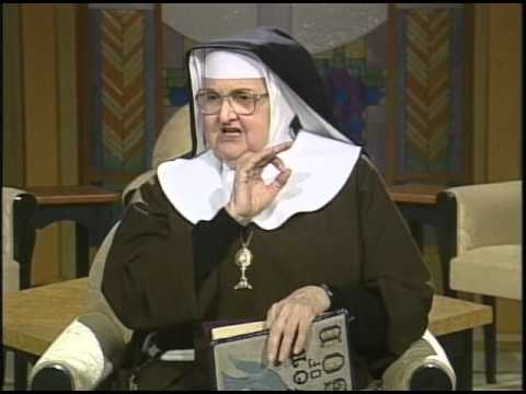 Mother Angelica Live Classics - Originally aired April 22, 1997 - Fear - Mother Ang - 01-25-2011