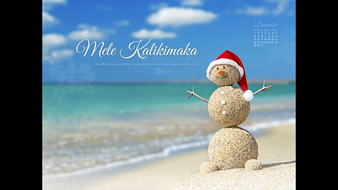 \'\'Mele Kalikimaka\'\'(Bing Crosby)\'cover\' by..MAX SIRI