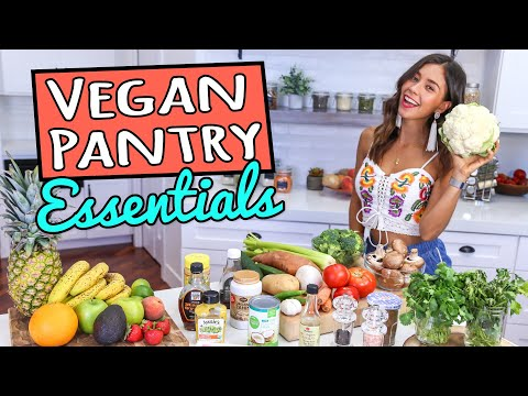 my-vegan-pantry-essentials-+-shopping-list!