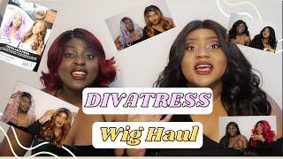 Honest Wig Review / WIG HAUL FT DIVATRESS WIGS
