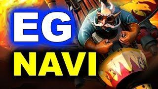 Gambar cover EG vs NAVI - 82 MIN LONG GAME! - TI9 INTERNATIONAL 2019 DOTA 2